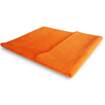 Ścierka z mikrofazy orange 50x60
